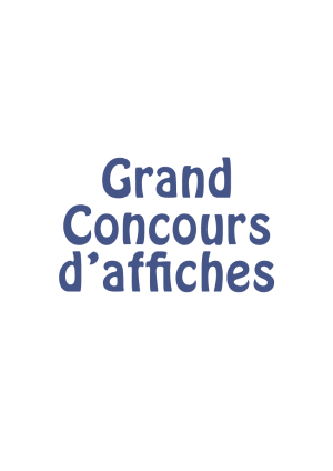 grand concours d'affiches