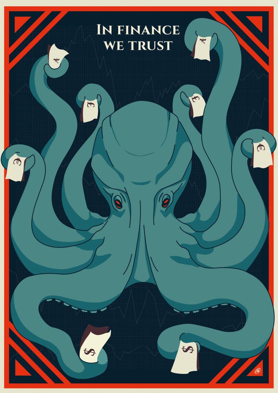 """Margot Raille """"Octopus"""""""