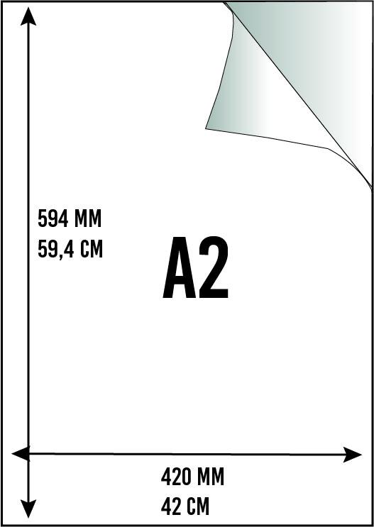 format affiche A2